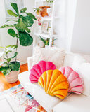 Blush Sea Shell Pillow - Hesby