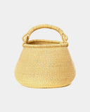 Neutral Picnic Basket - Hesby
