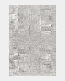 Ivory Diamond Wool Rug - Hesby