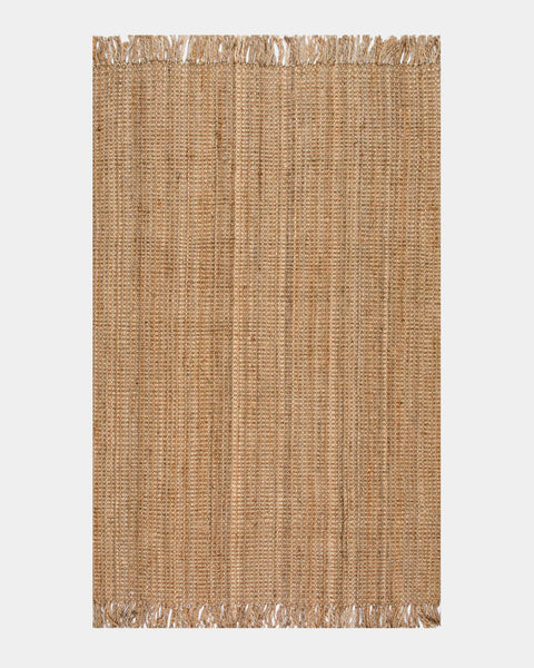 Natural Jute Rug - Hesby