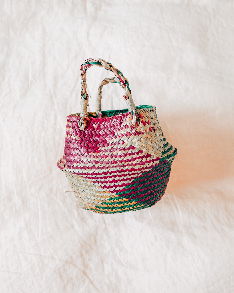 Rainbow Storage Basket - Hesby