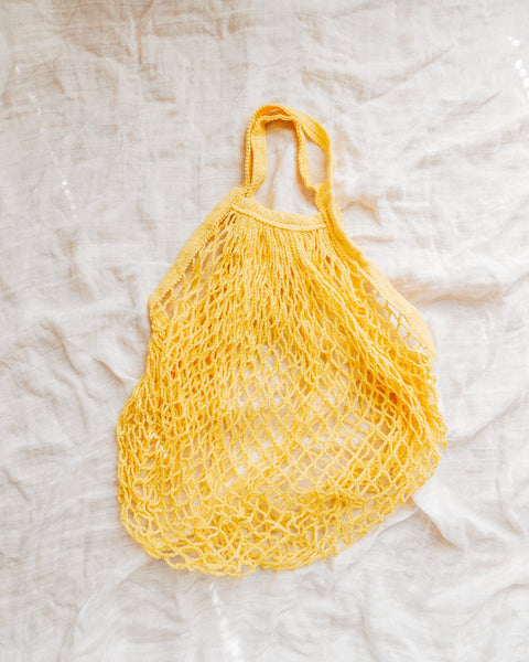Sunshine French Market Bag