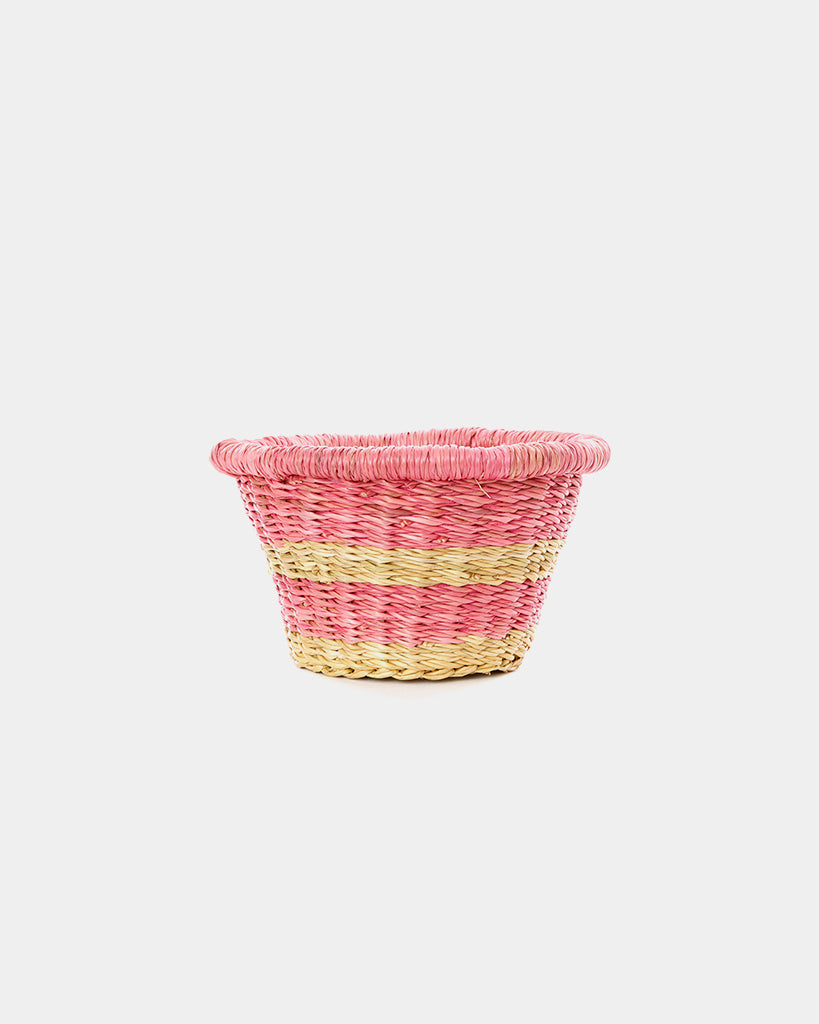 Petite Pink Basket - Hesby