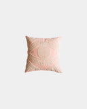 Tufted Blush Eye Pillow