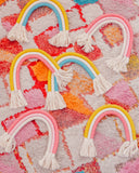 Cotton Candy Rainbow Wall Hanging - Hesby