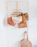 Straw Bucket Bag - Hesby