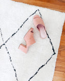 Vanilla Ice Cream Rug - Hesby