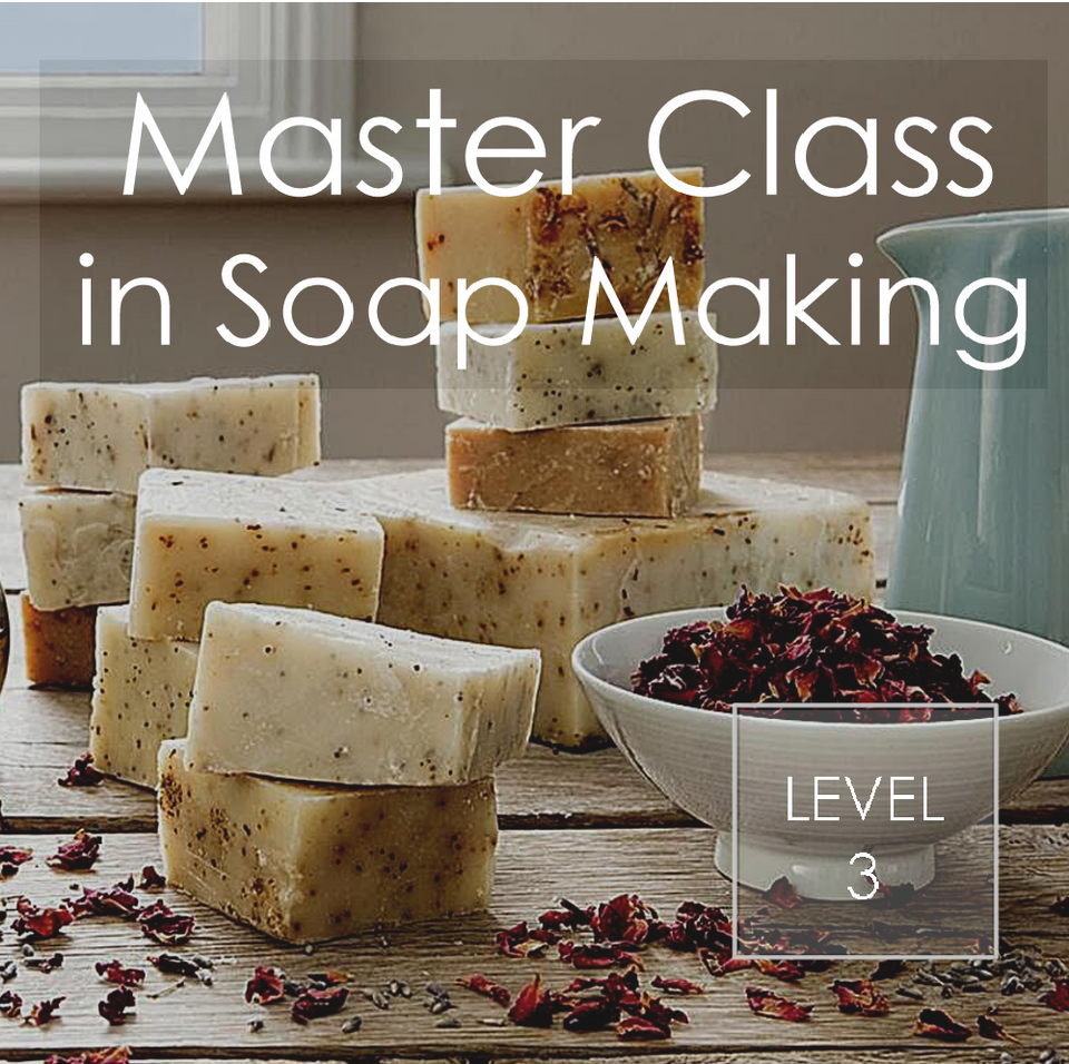 Master Class in Soapmaking