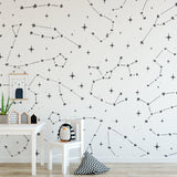 Constellations Wallpaper (self adhesive)