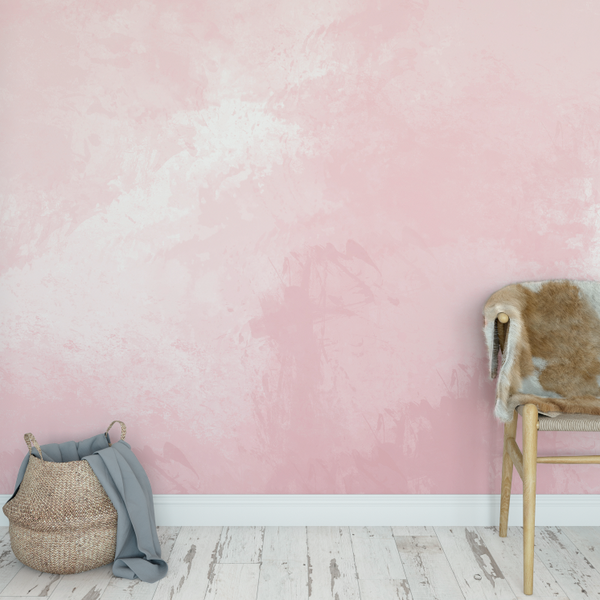 Cotton Candy Wall Mural (Peel & Stick)