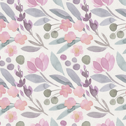 Folklaw floral wallpaper