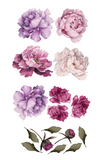 Julianna Floral Wall Stickers