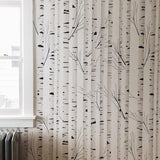 Birch Tree Wallpaper (Self-Adhesive)