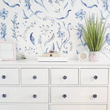 Bluebell Wallpaper (Peel & Stick)