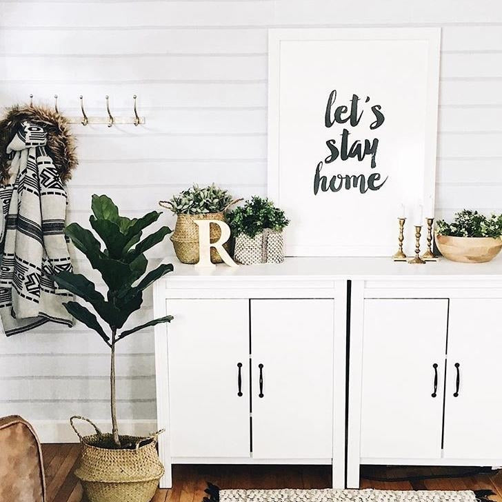 Shiplap Wallpaper (Self-Adhesive) - Rocky Mountain Decals