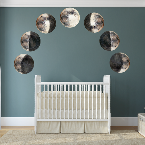 Over The Moon Decals