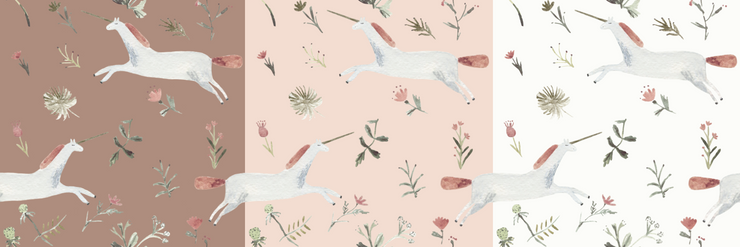 Unicorn Wallpaper (Peel & Stick)