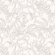 Elegance Wallpaper for gender neutral nursery