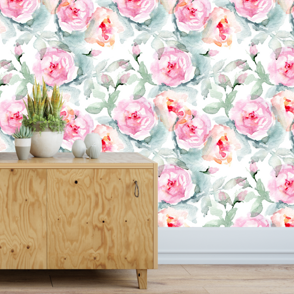 Sweet Baby Wallpaper Self Adhesive Rocky Mountain Decals