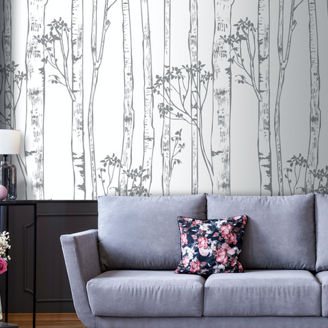 Wild Woods Wallpaper (Self-Adhesive)