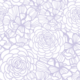 Blush Peony Wallpaper (Self-Adhesive)