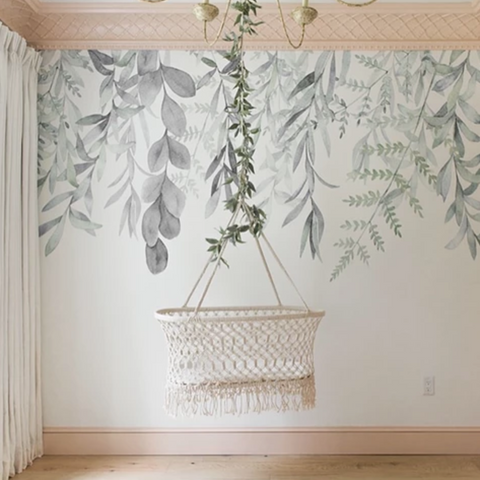 Rainforest Wall Mural (Peel & Stick)