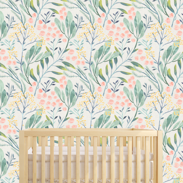 Tallulah Wallpaper (Self-Adhesive)