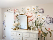 Midsummer Dream Wall Mural (Peel & Stick)