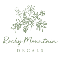 Rocky Mountain Decals.