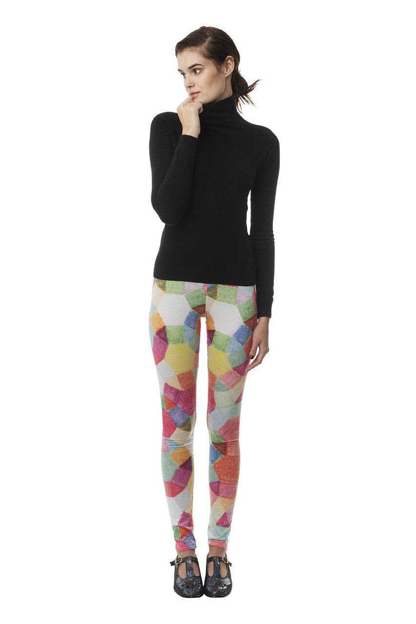 LEGGINGS MULTICOLOR