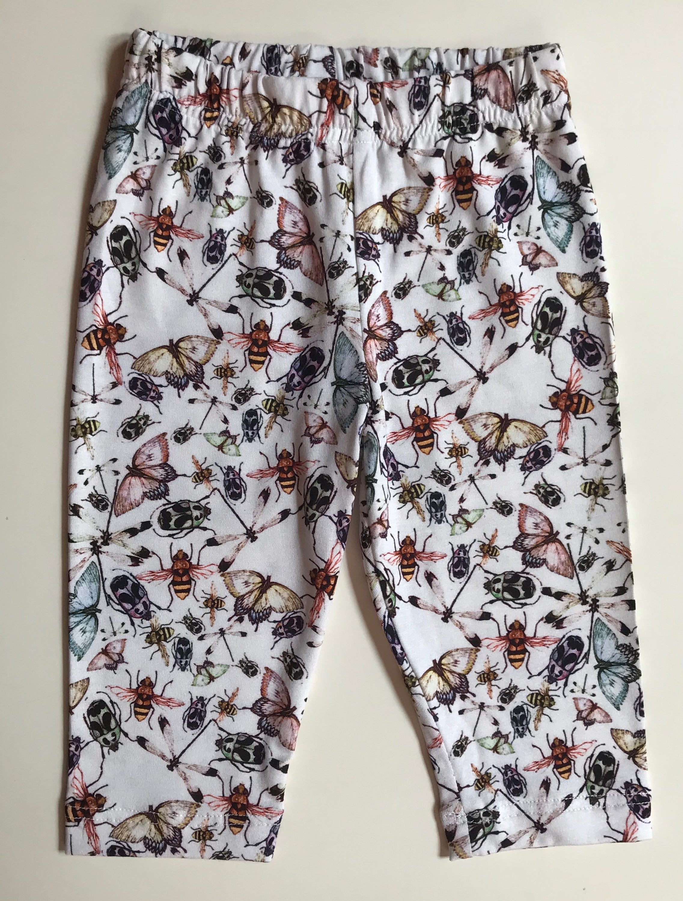 Leggings estampado Insectos