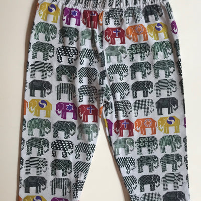 Leggings estampado Elefantes