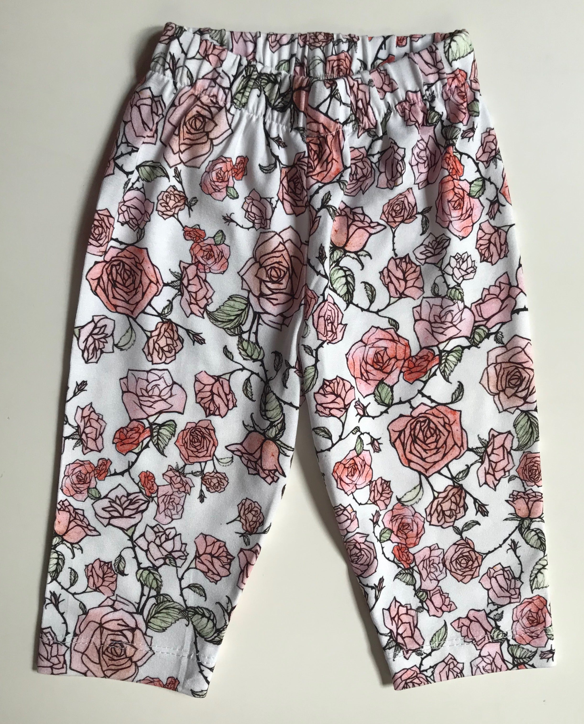 Leggings estampado Rosas