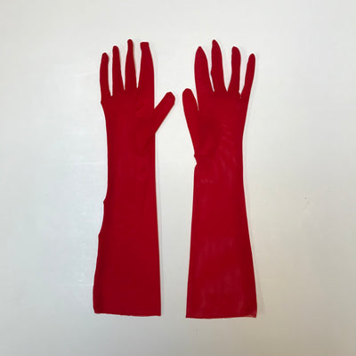 Guantes Mesh Red