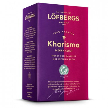 KHARISMA Roast Level 4/5, 500g, Ground