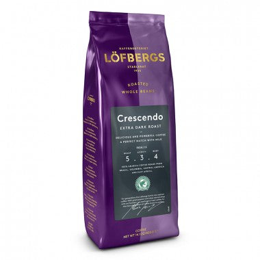 CRESCENDO, 400g, Whole Bean