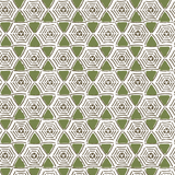 Caught In My Web in Moss (green) | Hand-printed wallcovering by Sarah & Ruby | www.sarahrubydesign.com