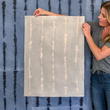 Handpainted Single Sheet Wallcovering | 22