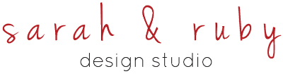 Sarah & Ruby Design Studio