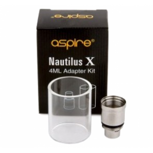 Aspire Nautilus X 4ML Tank Adapter Kit, Tank, Aspire,Dragon Vape Shop