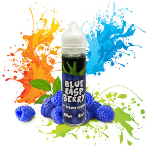 Liquid Ejuice - Blue Raspberry, Ejuice, Liquid Ejuice,Dragon Vape Shop