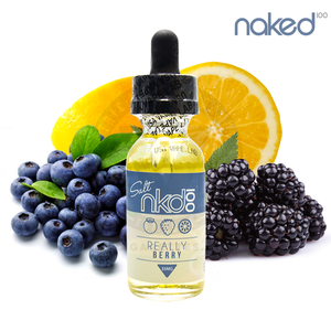 Naked 100 Salt - Really Berry, Ejuice, Naked 100,Dragon Vape Shop