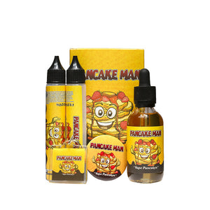 Vape Breakfast Classics - Pancake Man, Ejuice, Vape Breakfast Classics, Dragon Vape Shop