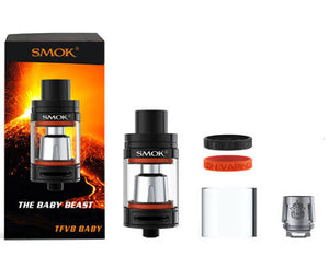 "SMOK TFV8 ""Baby"" Cloud Beast, Tank, SMOK, Dragon Vape Shop"