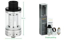 Aspire Cleito 120 Tank, Tank, Aspire, Dragon Vape Shop