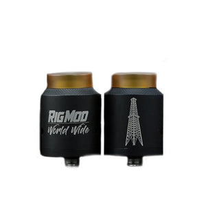 Rig Mod - Model 41 RDA with Squonk Pin