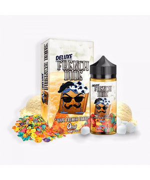 Vape Breakfast Classics - French Dude Deluxe, Ejuice, Vape Breakfast Classics,Dragon Vape Shop