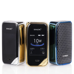SMOK X Priv 225W TC Box Mod, vv, SMOK,Dragon Vape Shop