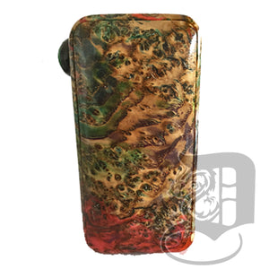 Craving Vapor Stabwood Hex Ohm Burl, vv, Craving Vapor, Dragon Vape Shop