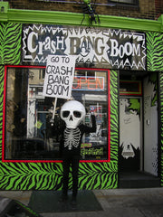 Crash Bang Boom South Street Philly